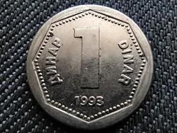 Jugoszlávia 1 Dínár 1993 (id34473)