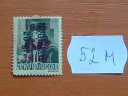 FELÜLBÉLYEGZETT 1946  52M