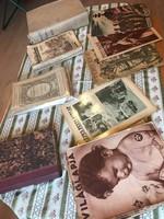 I. és II. Világháborús folyóiratok gyűjteménye kb. 100 darab