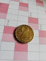 2 forintos 1987
