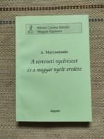 A. Marcantonio - A történeti nyelvészet és a magyar nyelv eredete