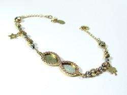 Arany női karkötő (K-Au92981)