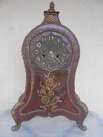 Antik nagyméretű asztali óra