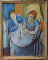 Ismeretlen Magyar Festő 20-ik század első fele