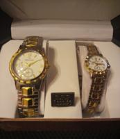 Kvarc férfi és női óra dobozában (Ingaleis)