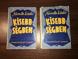 Németh László : Kisebbségben I-IV.