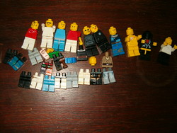 10 darab lego figura space castle kalozos ki tudja milyenes leharcolt allapotban kb 10  12 darab