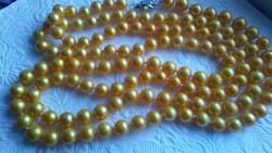 Déltengeri gyöngy nyaklánc 116 cm