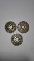 10 centimes 1923-24-25