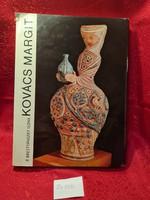 Kovács Margit kerámiás könyv