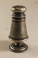 Antik ezüst vagy ezüstözött sószóró 7