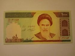 Unc 1000 Rials Irán 1992  !!