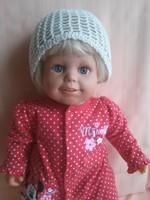 E 130. Nagyon szép szemű, bájos baba vagyok  50 cm