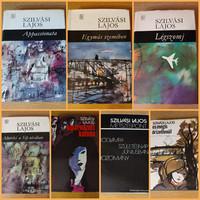 Szilvási Lajos könyvek