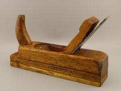 Asztalos kézi gyalu, kéziszerszám, Asztalos régi szerszámot.