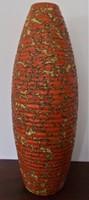 Gyönyörű, Tófej, retro, kerámia váza