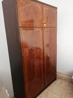 Intarziás szekrénysor