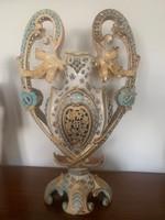 Muzeális Fischer hatalmas váza