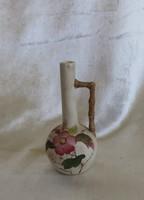 Antik porcelán váza -jelzett