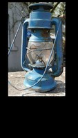 Kék csehszlovák viharlámpa