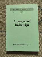 A magyarok krónikája - Thuróczky János, Rogerius mester