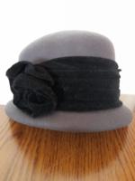 Retro régi női kalap