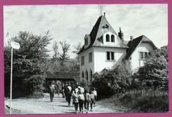 B - 036 - - - Posta tiszta magyar képeslap (nyomda-friss állapotban ) Börzsöny - Kisinóci turistaház