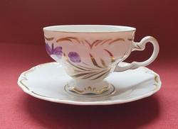 Weimar német porcelán szett 2 részes (csésze, csészealj)
