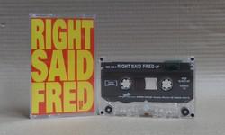 Right Said Fred - Up - magnókazetta