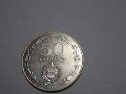 50 Ft-os ezüst emlékérem, / Felszabadulás 25. évfordulója / 50 Forint ezüst emlékérem