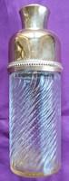 Nina Ricci régi eredeti francia kölnis üveg - teteje kissé kopott - 120 ml. - 15 cm.