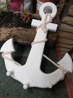 Hajós vasmacska -fa fogas
