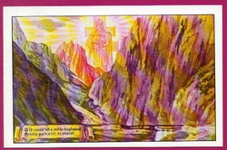 *E - 0032 - - - Irredenta (reprint) képeslap - Tordai hasadék