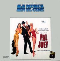 Frank Sinatra, Rita Hayworth, Kim Novak  - Pal Joey (Banda Sonora Original) (LP, Album, RE)