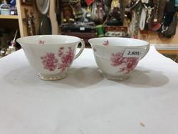 2db Rosenthal csésze