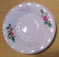 Giesshuebl porcelán kistányér - kicsit kopott - 14,5 cm.
