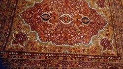 Mokett bársony selyem szőnyeg ,terítő