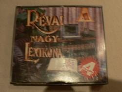 Révai Nagy Lexikona 4db CD