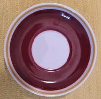 Hollóházi porcelán kávés készlet alátét - pótlásnak - 9,6 cm.