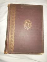régi vastag  könyv a technika világa 1920 as évek