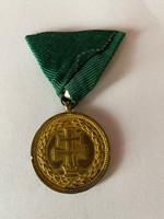 Horthy bronz signum laudis 1922