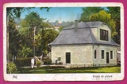 *E - 0024 - - - 1940  Dés - Festőiskola   (VISSZATÉRT bélyegzéssel)