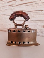 Small copper iron