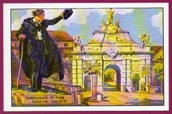 *E - 0030 - - - Irredenta (reprint) képeslap - Gyulafehérvár, Alsó kapu