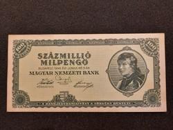 AUNC Százmillió Milpengő