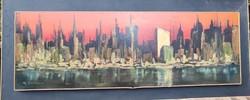 Kortárs.:  New York Manhattan