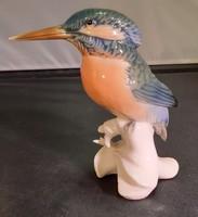 Karl Ens porcelán - Jégmadár