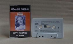 Deanna Durbin - Movie Songs - magnókazetta