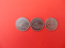 3 db Jubileumi 50 Ft-os 2005 15 éves a Nemzetközi Gyermekmentő Szolgálat