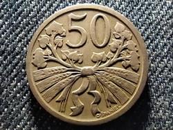 Csehszlovákia 50 heller 1921 (id25761)